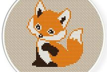 Counted Cross Stitch Patterns / by Barb Peterson