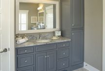 Bathroom renovation / by Jacque Lawless