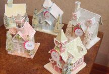 Little houses / by Sue-Ann Metz