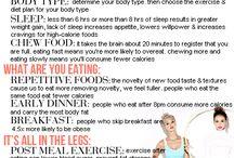 fitness and health  / by Kari Figueroa