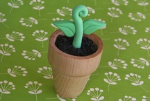 Little Sprout Baby Shower Inspiration / Baby shower ideas with a little sprout theme. / by Lynlee's