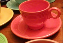 Fiestaware / by Donna Staton