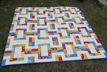 Quilt projects - DREAM ON! / by Sharon Maxfield
