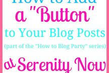 Blog / Blogging tips, updates, news, tricks, and my posts :) / by Jaime Huff