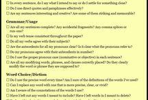 Essays / by Sarah Johanek