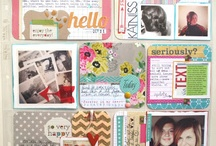 Art {Project Life, SMASH, Altered} / by Danielle Ward