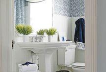 Bathrooms / by Amy Hobbs Mahoney