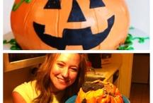 October - Pumpkin Dip / by Cindy White