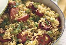 Rice Recipes / by Aimee Aken
