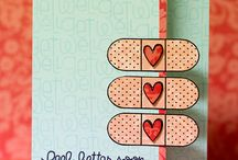 cards Get Well / by Julie Robinson