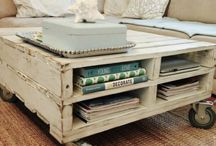 PALLET LOVE / by Andrea White