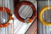Craftiness - Wreaths / by Alyssa
