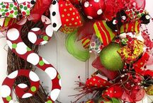 Wreaths / by Traci Johnson