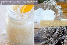 Natural Beauty Products / by Katherine
