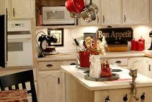 Kitchen Ideas / by Melissa Byrne