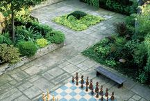 Chess Outside / Ideas for creating exciting chess spaces outside.  / by Your Move Chess & Games