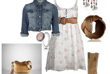Cowboy & Cowgirl Style / by Tracy Beno McPherson