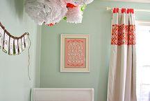 Nursery Love / by Jessica Wolf