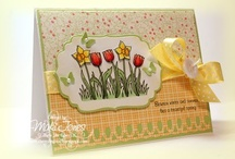 Beautiful Spring / by There She Goes Clear Stamps
