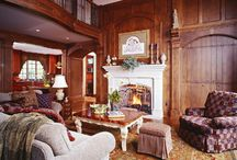 country interior design / by Denise Johnson