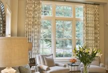 Living/Family room / by Elizabeth Kraus