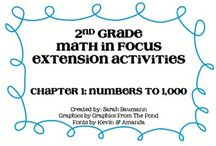 Math in Focus / by Meryl Chafetz