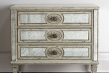 Side Tables / by Vintage Home & Art by Juliet