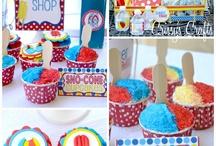 Party Ideas / by Jeanette Zavala