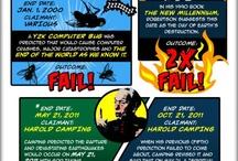 Infographies / by Jeff Balek