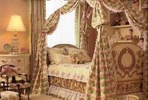 Audacious Kids Rooms / Children's bedrooms and playrooms. / by Lady Rosabell