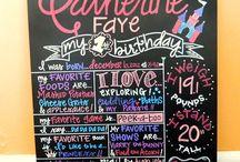 1st Birthday / by Brooke Lowdermilk