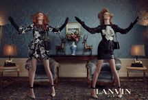 Campaigns I love / by LuliBlovely