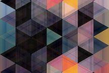Colors // Colores / Curación de contenido cultural // Cultural content curation: Colors, colors, colors... Any kind of colors: Textile, paintings, video... anything! / by Enlaestanteria .com