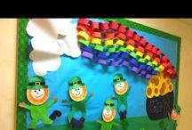 St. Patrick's Day / by Herding Kats In Kindergarten