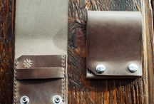 Leather / by Mike Miller