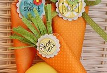 Easter and spring crafts and ideas / by Kathy Eckman
