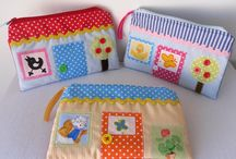 Bags and Pouches / by Julie Taylor