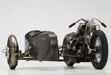 Cars & Motors / by Suwin Kraibhubes