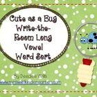long vowels / by Kathryn Strine