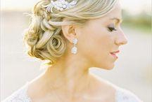 Wedding Hair & Makeup / by Kelsey Briggs