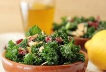 eat :: salad / by Jennifer Skog