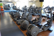 Technogym Top Locations / Technogym is all around the world! Have a look at some facilities from around the globe. / by Technogym