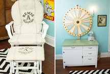 Graysons vintage carnival room / by Kayla Lincoln