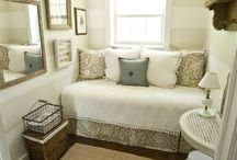 Guest Room Ideas / by Bonita Bolton