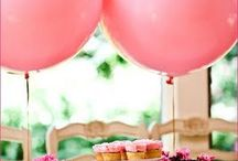 Party Ideas / by Diane Acevedo Rojas
