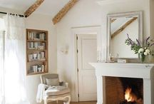 Dream Home - Bedrooms / examples and elements of lovely rooms to sleep and dream in / by Briana M