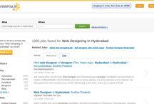 Website Designing Jobs / Jobs Web Designing In Hyderabad vacancies in Careesma. 1005 job offers in Careesma for Web Designing In Hyderabad. You can see all the jobs for Web Designing ... / by Careesma.in India