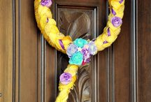 Livy's Rapunzel party / by Chrissy Rascoe