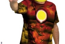 Iron Man Costumes & costume accessories / Get set for Iron Man 3 fever with our range of Iron Man Products. Get the power of Iron Man in these Costumes & Costume Accessories for Kids & Adults / by PartyBell.com-Online Costumes and Party Supplies Store