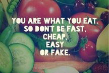 Fitspo/Foodspo / Health and fitness inspiration, reminders and tips! / by Casey Blundell